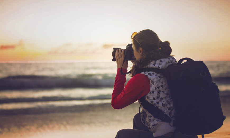 How Photographers Can Gear Up For A Great Vacation