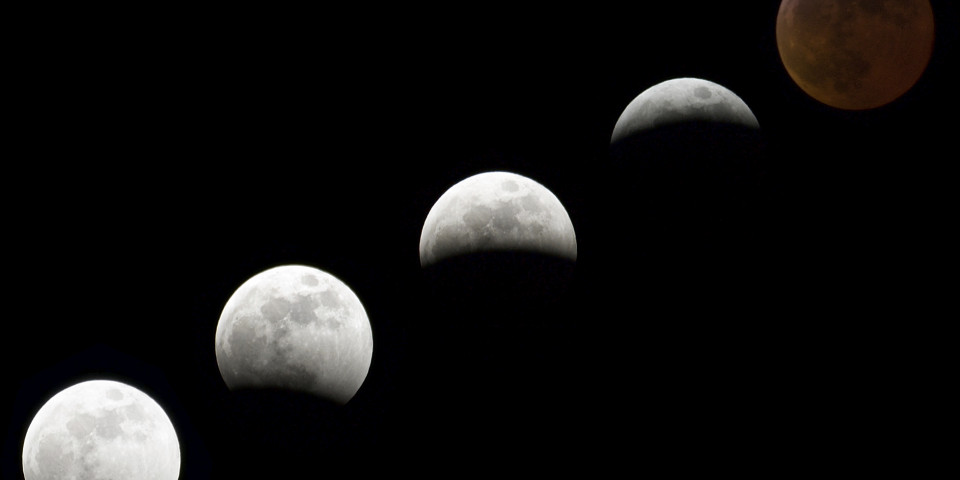 Photographing A Lunar Eclipse