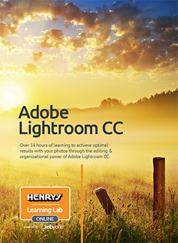 Henrys Learning Lab Online Powered By KelbyOne - Adobe Lightroom CC