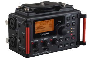 Tascam DR-60D MKII Portable Recorder