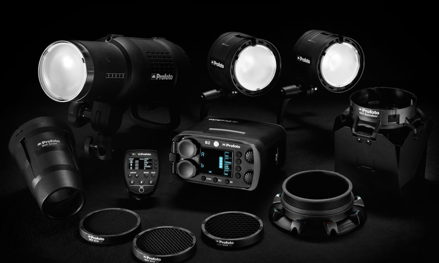 Profoto Off-Camera Lighting System