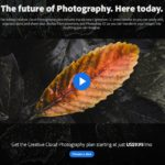 Adobe Creative Photography Bundle