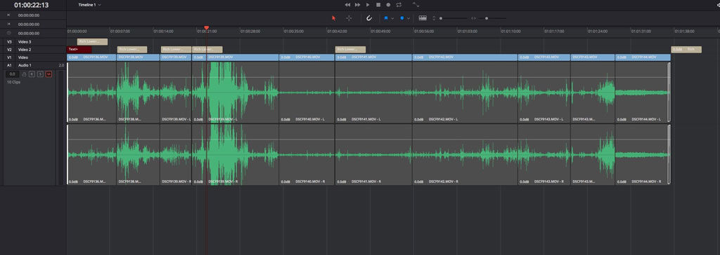 Making Better Videos: Fairlight Audio Editor in Resolve 15 Beta