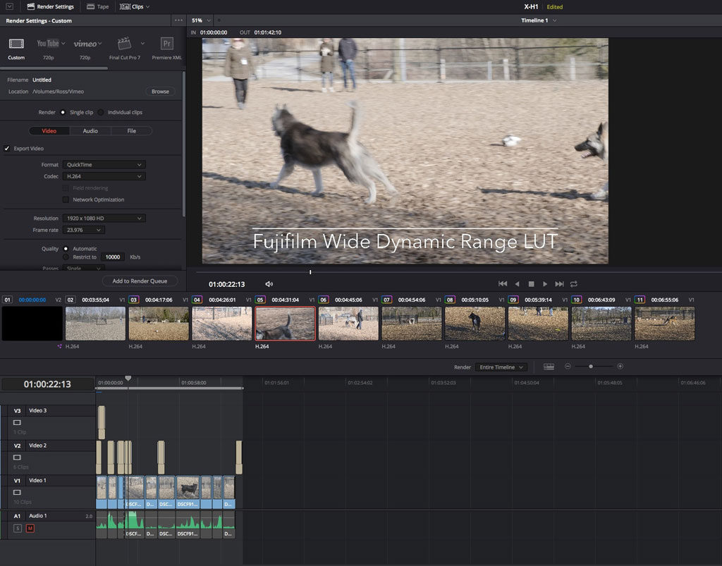 Making Better Videos: Render and Export Settings in Resolve 15 Beta