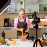 Food Studio Lighting Vlog