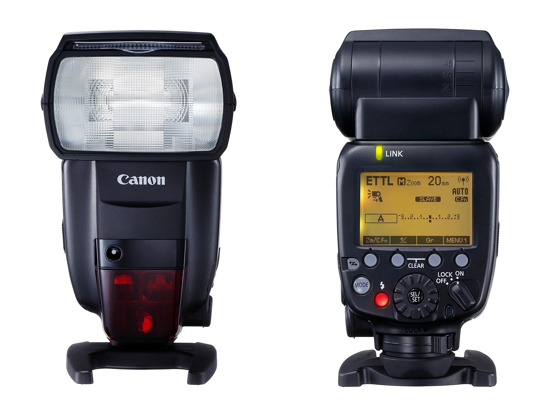 Canon 600EX II-RT E-TTL