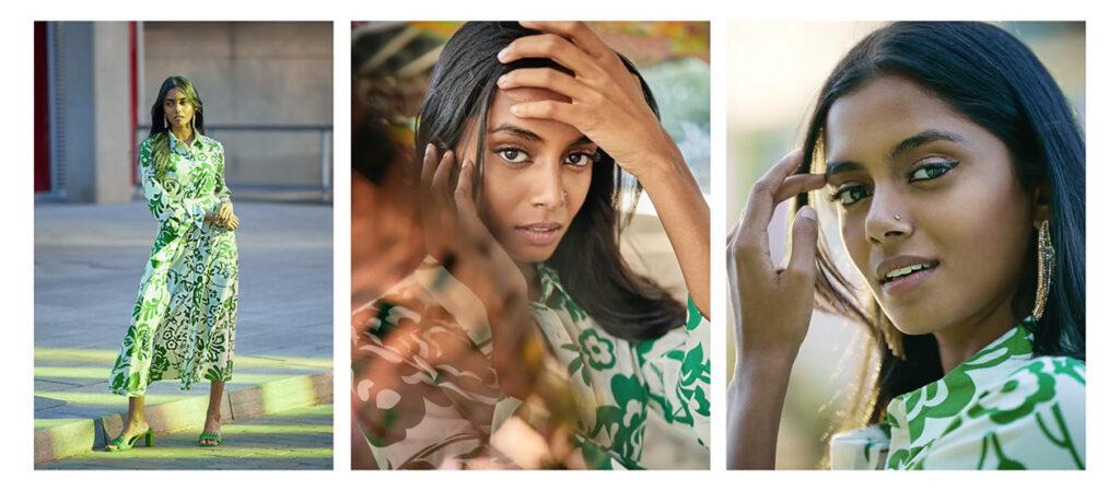 1 Portrait Shot, 3 Different Ways