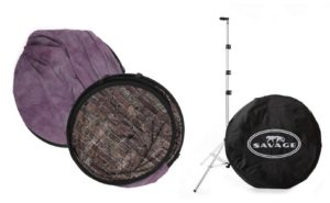 Collapsible Backdrop Kit with Stand