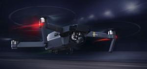 DJI Mavic Pro in flight