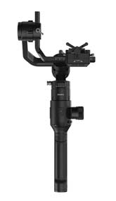 Camera stabilizer for creating smooth video footage.