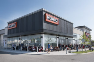 Henry's Barrie Grand Opening