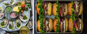 Oysters And Burgers