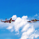 Exposure Compensation: Snowbirds