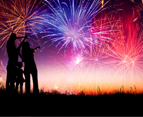 Fireworks Sample Photo