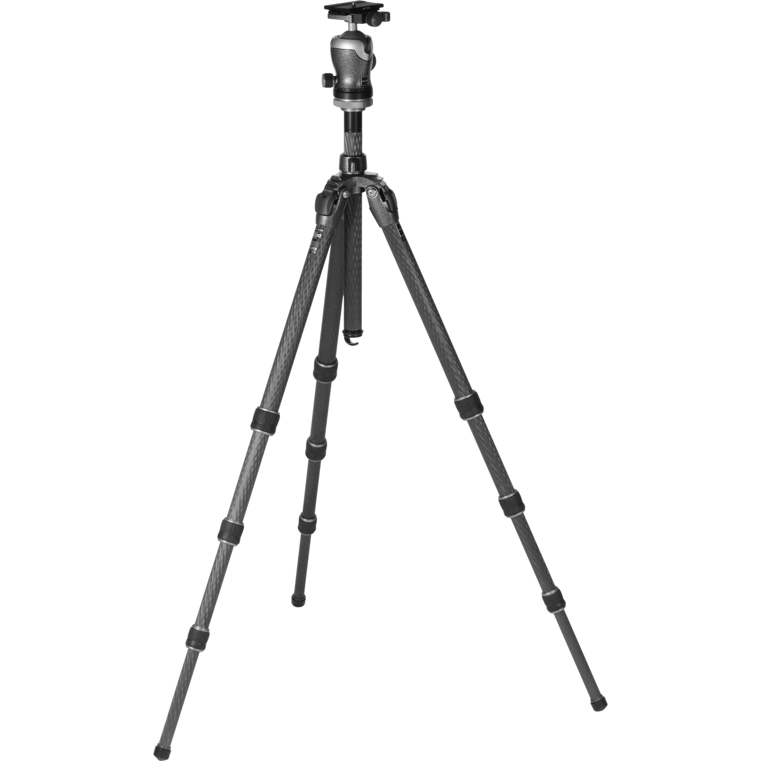 Gitzo CF Tripod with Ball Head
