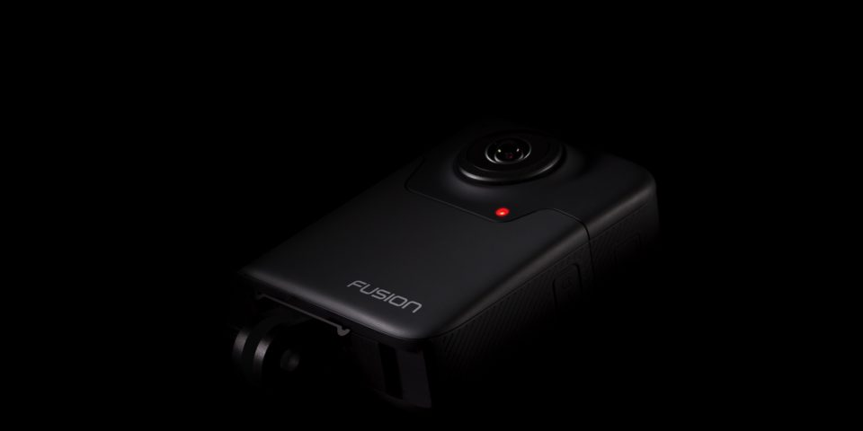 GoPro Fusion Feature