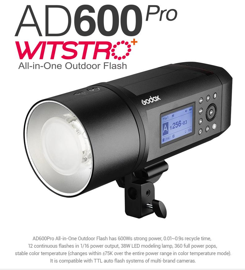 Godox AD600Pro Flash