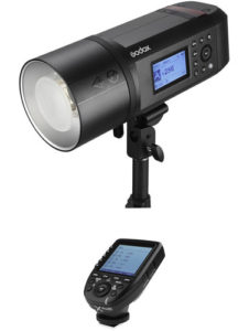 Godox AD600Pro with Xpro Flash Trigger