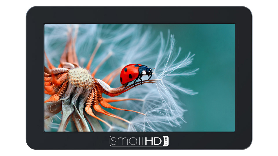 HDMI Field Monitor: SmallHD FOCUS