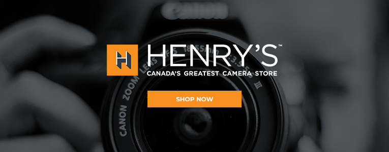 Henrys Camera Canadas best buy in camera and video equipment