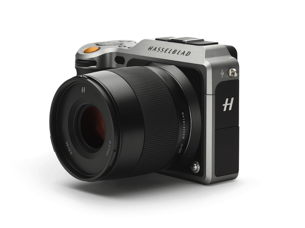 The lightweight and gorgeous Hasselblad X1D