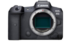 Canon R5 body