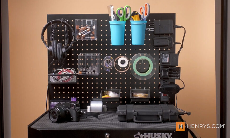 DIY Creator Station