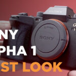 Sony Alpha 1 First Look