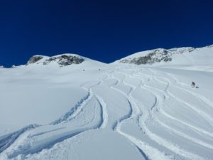 Downhill Skiing with a Nikon AW 130