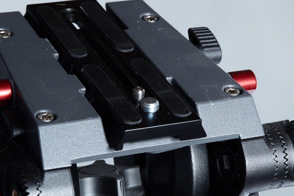 Video Tripod - Mounting Plates