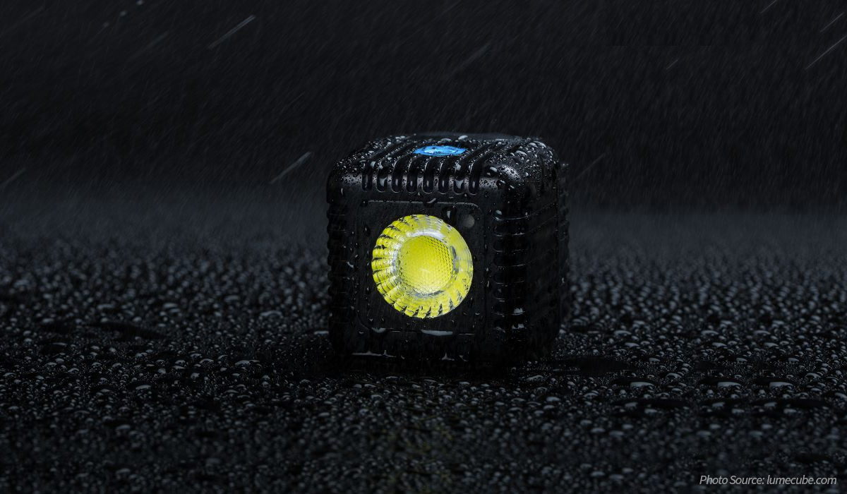 Lume Cube (Photo Source: lumecube.com)