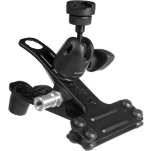 Manfrotto 175 Justin Clamp with Ball Head and Cold Shoe