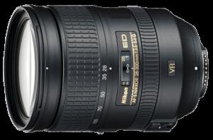Nikkor 28-300mm AF-S F3.5-5.6 Lens
