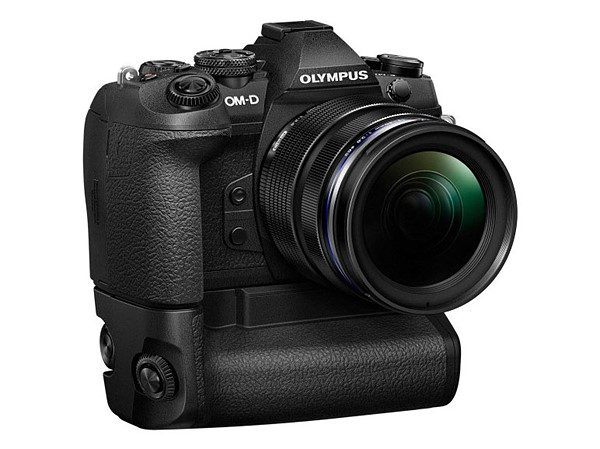 Olympus OM-D E-M1 Mark II (with lens and Power Battery Holder)