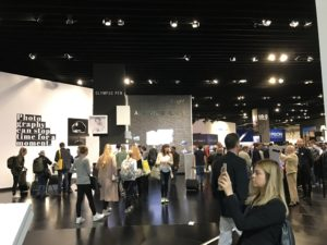 Olympus Booth at Photokina 2016