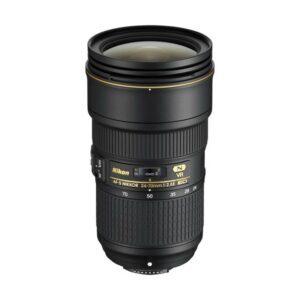 Nikon AF-S Nikkor 24-70 F2.8E ED VR lens