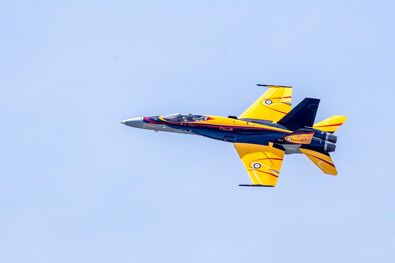 RCAF Hornet