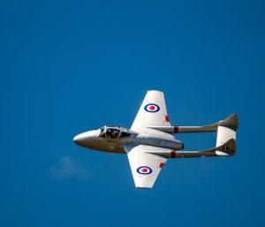 RCAF Vampire