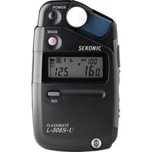 Sekonic 308s Light Meter