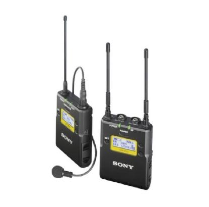 Sony UWP MI capable Microphone Kit