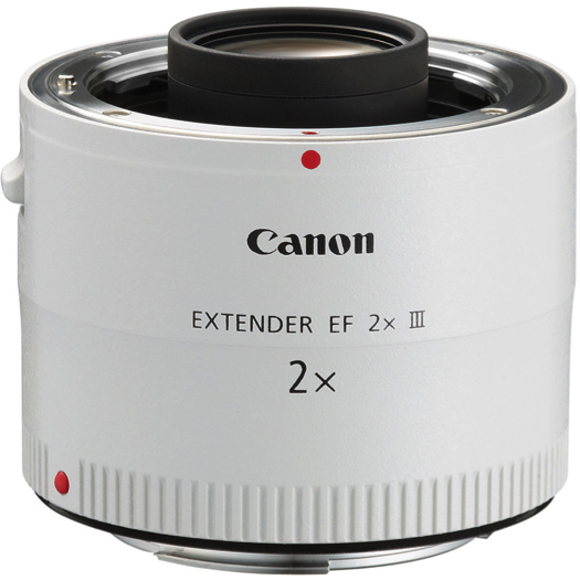 Figure 1 : Canon's current 2x teleconverter