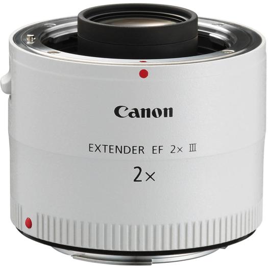 Figure 1 : Canon's current 2x teleconverter