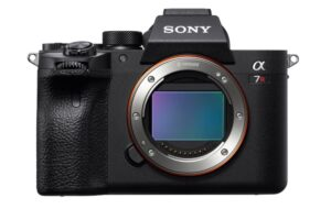 Sony A7RIV camera body