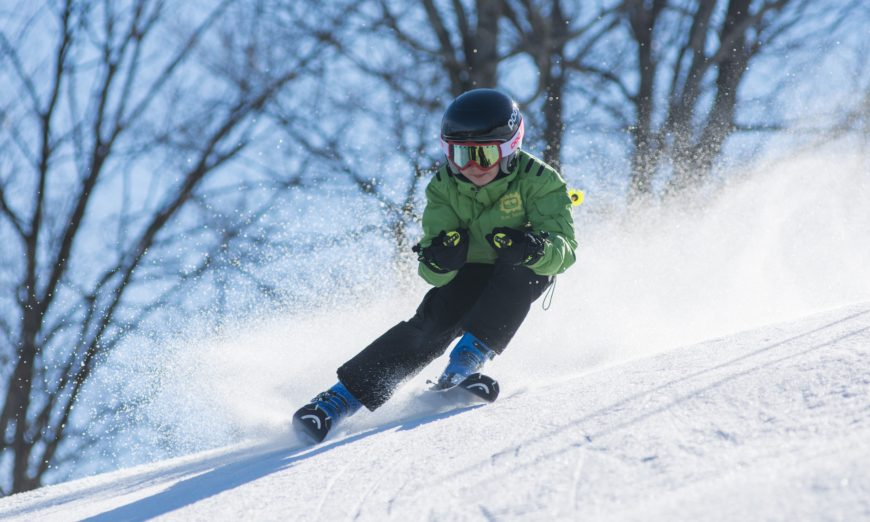 How to Shoot Winter Sports
