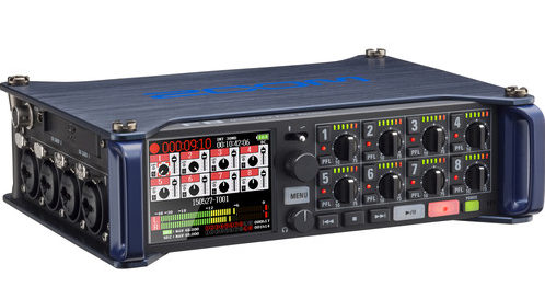 Zoom F8 professional field recorder