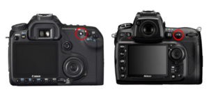 Back-button Auto-focus examples