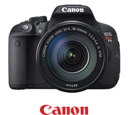 Canon Rebel T5i DSLR