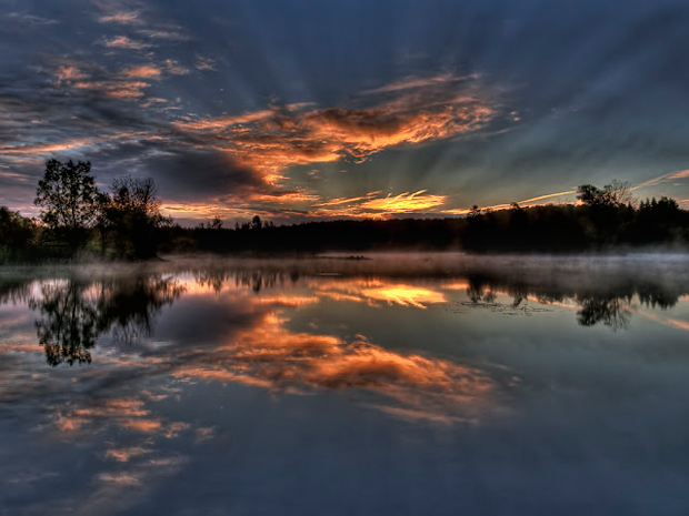 Puslinch Lake Sunrise