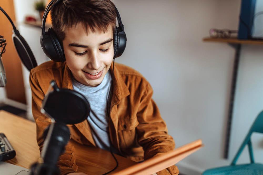 podcast setup for the beginner