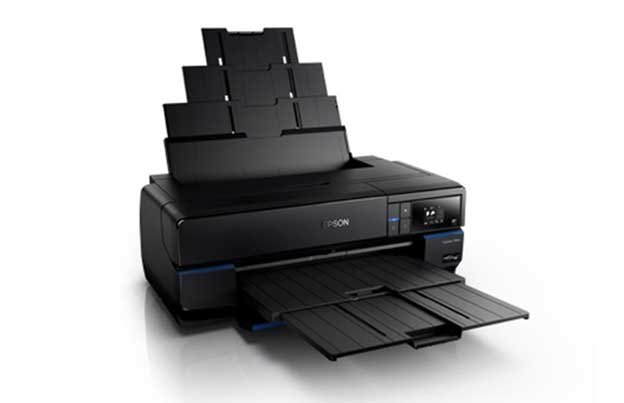 Pro grade printer for fine art printing